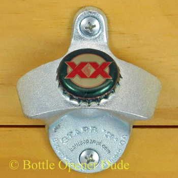 Dos Equis Lager Mexican Beer Bottle Cap Starr X Wall Mount