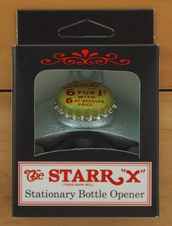 Squirt Bottle Cap Starr X Wall Mount Opener New Ebay